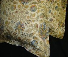 Handmade Paisley Pillow Shams