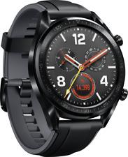 Huawei Watch GT Graphite Black Smartwatch Fitness Tracker Schlaf Tracker GPS BT