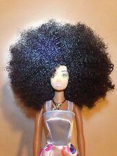 Dime Peace Dollhouse Ethnic Barbie - Afro Power