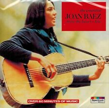 MUSIK-CD NEU/OVP - Joan Baez - The Essential - From The Heart - Live