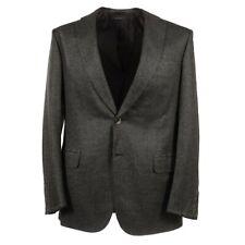 NWT $4695 BRIONI 'Colosseo' Soft Herringbone Wool and Cashmere Sport Coat 40 R