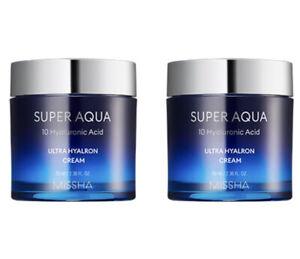 Missha Super Aqua Ultra Hyalron Balm Original Cream 70 ml * 2ea