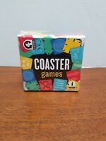 Ginger Fox-Coaster Games. Coaster Craziness For Your Coffee Table. Ships Free.