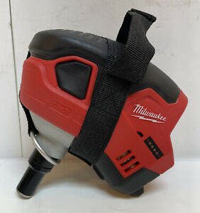 Pre Owned - Milwaukee 2458-20 M12 12Volt Palm Nailer - With Hand Strap Tool Only