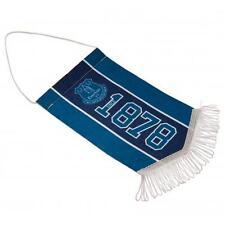 Everton fc mini fanion sn club crest hanging drapeau