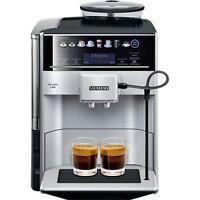 Siemens EQ.6 Plus s300 TE653501DE Kaffeevollautomat (1500 Watt, Keramik-mahlwerk