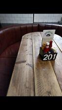 Table Tops cafe restaurant pub Bar Boutique Oak Commercial Bespoke Oak Tops wood