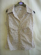 New Look Cotton V Neck Floral Tops & Shirts for Women