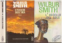 (Wilbur Smith) L'uccello del sole + I fuochi dell'ira + La voce del tuono TEA
