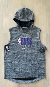 Nike Phoenix Suns NBA Official Team Issued Hoodie Size 4XL Tall AV1489 032