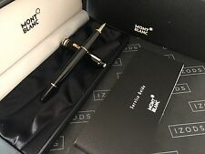 Montblanc Meisterstück 163 Classique Gold Line Rollerball Pen