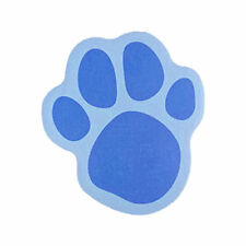 HANDY DANDY NOTEBOOK PAW SHAPED STICKY CLUES - 1 pad of 25 post-its clues
