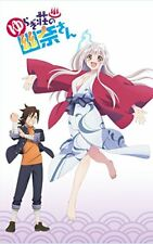 Shueisha Yuuna and the Haunted Hot Springs Vol.11 Anime BD Book NEW from Japan
