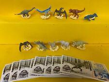 Figuren zur Auswahl Jurassic World Kinder Joy 2021  Figuren und Spielzeug