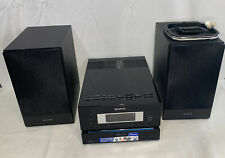 Sony Cmt-Bx5Bt Micro HiFi Component Cd Stereo System Bluetooth Wireless