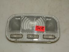CITROEN C4 GRAND PICASSO 2008 LHD MIDDLE CENTRE INTERIOR ROOF READING LIGHT