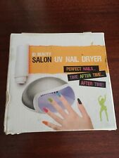 ID Beauty Salon UV Nail Dryer Battery operated