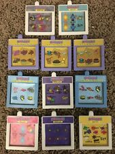 Amazing Ally Doll Interactive Book Cartridges Cards replacement 11 Lot