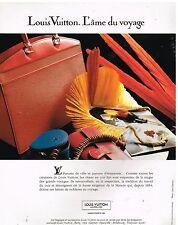 Publicité Advertising 1993 Maroquinerie Bagages Sac à main Louis Vuitton
