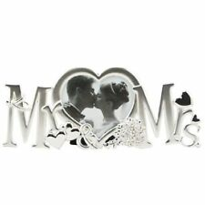 Unbranded Personalised Silver Photo & Picture Frames