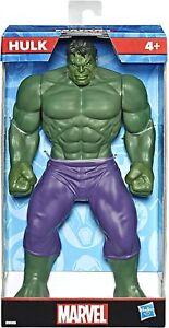 Hasbro MARVEL HULK 9.5-inch Scale Superhero Articulated ACTION FIGURE BRAND NEW