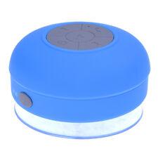 Bluetooth Cassa Altoparlante Speaker Ventosa Impermeabile X Cellulare S2X2