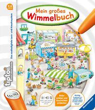 tiptoi® Mein großes Wimmelbuch Inka Friese