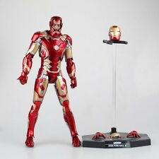 The Avengers Iron Man HC Marvel MARK 43 Action Figure Toy Doll Statue Model