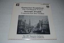 Francesco Geminiani~The Enchanted Forest~Antonio Vivaldi~Concerto for Two Violin
