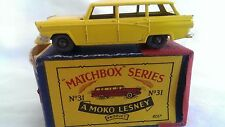 Matchbox Vintage Matchbox Series by Moko Lesney No 31 Ford Station Wgn.