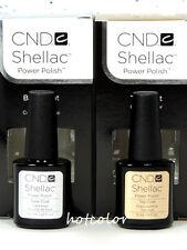 CND Gel Color UV Polish Set of Large Base 12.5ml/0.42oz & Top Coat 15ml/0.5floz
