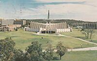 (I) Tulsa, OK - Oral Roberts University - Christ's Chapel and Prayer Tower Area