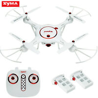 Syma X5UC RC Quadcopter Drone 2.4G 4CH Altitude Hold Mode  6Axis Gyro HD Camera
