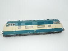 Roco H0 Diesellok BR 220 012-9 der DB blau/beige (G14)