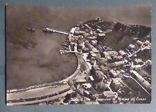 LIVORNO - ELBA -  VEDUTA AEREA  MARINA DI CAMPO 1956