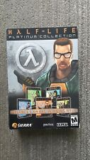 Brand New Sealed Half-Life: Platinum Collection (Second Edition) (PC, 2002)