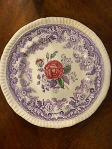 Set of 6 Copeland Spode Mayflower Bread and Butter Plates