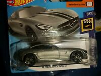 Hot Wheels 15 MERCEDES - AMG GT Fast N Furious 8/10 New 2019 {{BOXED SHIPMENT}}