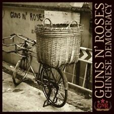 Chinese Democracy [PA] by Guns N' Roses (CD, Nov-2008, Geffen)