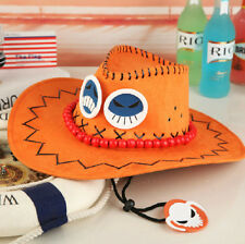 One Piece Portgas D Ace Cosplay Cosplay Hat Cap Costume Gift Collector