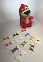 Mattel RED ROVER Educational Talking Dog Bone Toy Game Numbers Letters Shapes