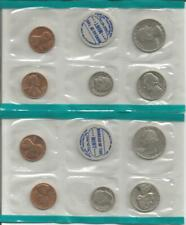 LOT OF 2 US Special Mint Sets 1970