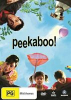 Peekaboo (DVD) French Bernard Blancan [Region 4] NEW/SEALED