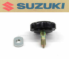 New Side Cover Fixing Knob Bolt Screw RE5 GT380 GT550 73-77 OEM Suzuki Parts G35