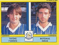 N°397 PLAYER PAS GIANNINA FC GREECE PANINI GREEK LEAGUE FOOT 95 STICKER 1995
