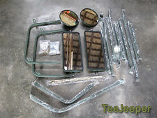 new Rear View Mirror and Bracket Kit Jeep M35 12300911