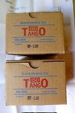 2Pcs. NOS Tango NP-126 Line Transformer