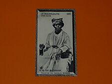 SUCHARD 1933 FRANCE COLONIES ANTILLES GUADELOUPE N°283 UNE NOIRE