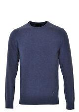 Pullover REFRIGIWEAR in lana e cashmere collo a giro in PROMOZIONE