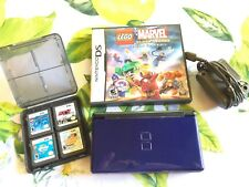 Nintendo Ds Lite Cobalt Blue